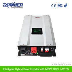 500-12000W inversor inteligente de energía solar inversor Onda senoidal pura inversor cargador