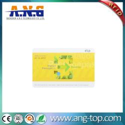 Tarjetas Inteligentes del PVC del Punto Ultravioleta de Encargo con la Impresión en Offset