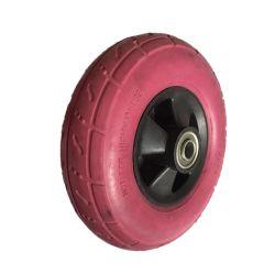 Festes PU-Schaumgummi-Reifen-Rad für Schubkarre