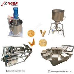 Kapit Kuih Making Machine Faire de biscuit pour la crème glacée de cône