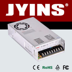 bloc d'alimentation 12V 29A de commutation de 350W 110V/220V 24V 14.6A AC/DC