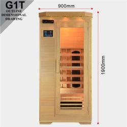 Zaal van de Sauna Sfar van het Gebruik van het huis de Mini Infrarode G1t
