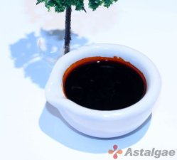 Oleoresina 10% dell'astaxantina puramente naturale dall'antiossidante cumulativo dell'estratto di Heabal dell'alimento salutare dell'estratto della pianta del Pluvialis di Haematococcus
