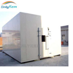 Mousse de PU mur chambre froide Cold Storage avec Bitzer compresseur