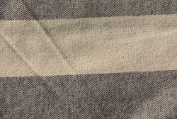 Fios de algodão tingidos Cortina Inicial Sofá Tecido Upholster têxteis