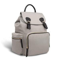 Impermeável, mochila de viagem elegante multifunções Maternidade Saco de Fraldas para cuidar do bebê Múmia Bag