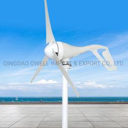 Энергия ветра 100W-200квт горизонта ветровой турбины типа гибридных чистой энергии солнечного ветра генераторной установки