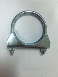 La abrazadera del silenciador /Abrazadera de acero al carbono /la abrazadera del tubo de la abrazadera /U