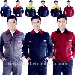 La fábrica al por mayor ropa de trabajo barato Venta caliente OEM bajo precio uniformes personalizados&prenda