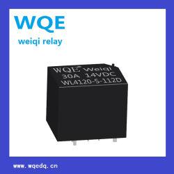 (WL4120) traje de relé de automoción de tamaño miniatura para Sistemas de Automatización, Sistemas Inteligentes de automoción