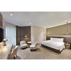 Holiday Inn Ash Quarto de hotel moderno mobiliário de madeira e conjunto de quarto de hotel de luxo