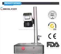 Etiqueta de Nome embalagem personalizada para o marcador a Laser de fibra portátil