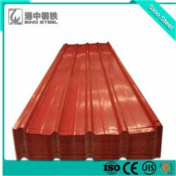 Chinois à bas prix en acier revêtu de couleur de la bobine de tôle en acier PPGI/secondaire