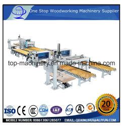 Automatique de papier / PVC Grippage de la machine de contrecollage Woodworking papier ligne/ plaque thermique film stratifié de la machine de vernis
