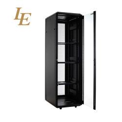 Rack Per Server Per Telecomunicazioni Con Sportello In Vetro Piccolo Da 19 Pollici Per Interno Impermeabile In Alluminio