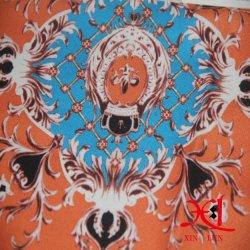 Tessuti di seta chiffoni con stampato per il vestito/Hijab