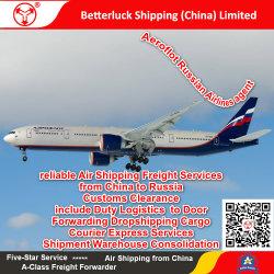 Luft-Verschiffen-Versenden von China Flughafen-zu den preiswerten Logistik-Frachtgebühren Russland-Tyumem Roschino