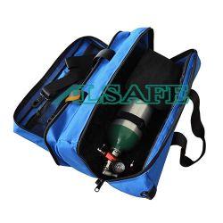소형 휴대용 산소 탱크 포장지 및 가방