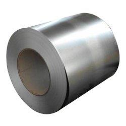 Material de construção DX51d médio quente revestido de zinco em aço galvanizado Coil