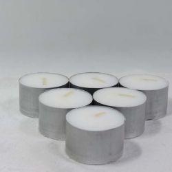100 ٪ أبيض بارفين الشمع زيت النخيل ضوء الشاي حمض الستيريك