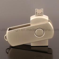Venta caliente baratos a granel de torsión de la unidad flash USB Pen Drive USB OTG Factory el suministro de disco Flash USB/ USB USB 2.0 3.0