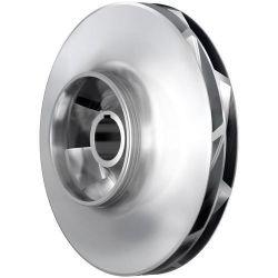 Stainlesss personalizado investimentos siderúrgicos Precision Cera Perdida de Vazamento da Bomba de Água o impulsor