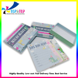 China Factory Custom High Class Colorful Printing Service Cardboard Paper Flash Cards With Gift Box For Kid Education