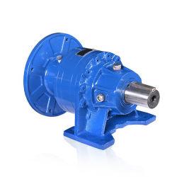 精密伝達ギヤモーター車輪トラック駆動機構の減少NEMA 34の速度減力剤のインライン周転円のGearheadの惑星の変速機