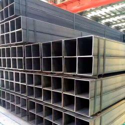 Tianjin All Dimension ERW 열연강 검은색 직사각형 배관