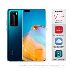 Huawei P40プロ5g Smartphone 8GBのRAM 256GB ROM大きいMmemoryの携帯電話のための2020新しいブランドの元の人間の特徴をもつスマートな電話