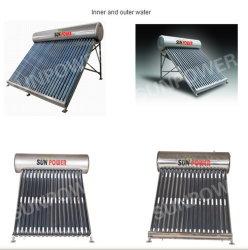 chauffe-eau solaire Non Série pression (this&clé solaire marque &SRCC &SBSA)