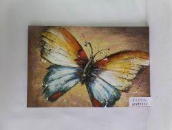 Butterfly pintura a óleo