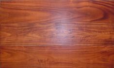 Acacia piso laminado de madeira sólida (SS005)