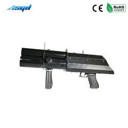 3 Köpfe Feuerwerkspistole Elektrische Konfetti Kanone Salute Maschine