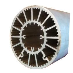 L'alluminio di legno di profilo del coniglio della gabbia del tetto della parte superiore della tenda del blocco per grafici di profilo del legname di alluminio di alluminio del fornitore fissa il prezzo delle reti fisse del metallo