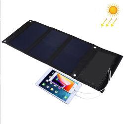 단청 크리스탈 Foldable 태양 전지판 부대 책임 힘 책임 이동 전화