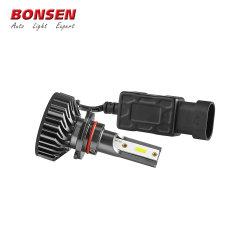 H8 H9 H11 デュアルカラー LED ヘッドライト変換キットフォグ ライト機能 8000 ルーメンファン 36 W LED