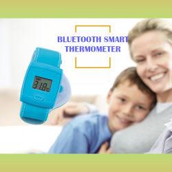 Sensor Digital de saúde Bebé Termómetro Inteligente Bluetooth de infravermelhos