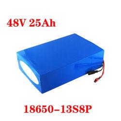 Toda a venda Bateria de Lítio 12V/24V/36V/48V 10ah 20ah 30ah 40ah Bateria Recarregável para Ebike/ EV Aluguer/ Robô