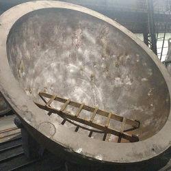 Moulage en acier Heat-Resistant melting-pot en acier moulé Melting Pot de Fer et Métaux