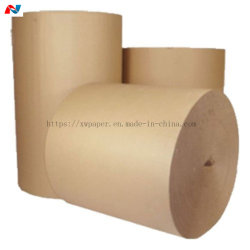 Kundenspezifischer Kaffee-verpackennahrungsmittelgeschenk-Beutel-Braunes Packpapier