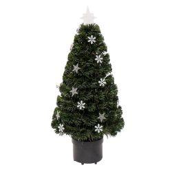 熱い販売法のホーム装飾PVCクリスマスの装飾のファイバーの木