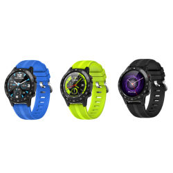Lichip L191 SIM طلب الهاتف المحمول M1s قيد التشغيل المعصم SmartWatch M7 M7s GPS Sport Smart Watch Reloj Inteligente M5