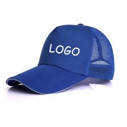 Venda por grosso de logotipo personalizado Bordados Planície Caps Sports Baseball Caminhoneiro Chapéus de malha Pac