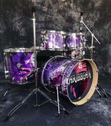 5PCS conjunto do tambor/Kit de tambor com o manípulo do tambor (ADK300) de elevada qualidade