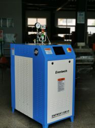 Ahorro de energía de Ahorro en polvo Enntech Electric generador de vapor de caldera de vapor eléctrico