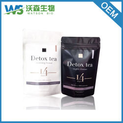 Thee 14 van Detox dag Uiteindelijke Teatox - het Vet van de Brandwond en versnelt het Verlies van het Gewicht