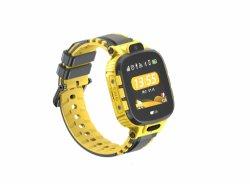 Baja MOQ Bluetooth personalizado de silicona resistente al agua de plástico de Deportes de los niños de 4G de telefonía digital Tracker GPS Reloj inteligente para niños