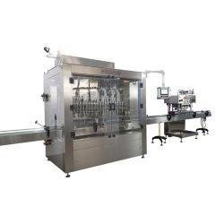 La presentación líquida Dishwash lavavajillas automático de la Máquina Tapadora de llenado de líquido de la máquina de etiquetado