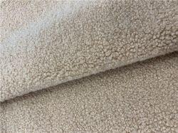 Taste der Frauen lösen unten lange Hülsen-mit Kapuze Partikel der Kaschmir-Tuch-Plüsch-Wolljacke-Strickjacke mit Pocket Gewebe